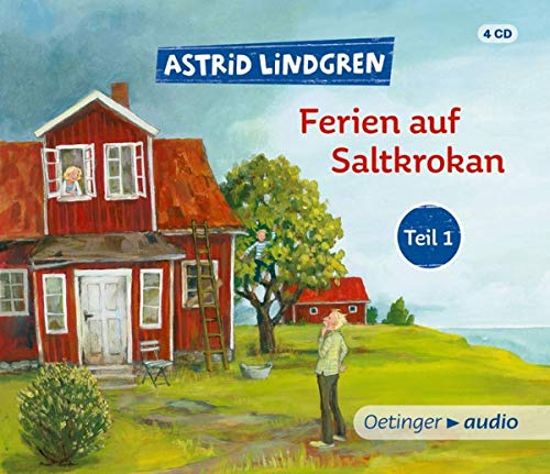 Ferien auf Saltkrokan Teil 1: (4 CD) - Kinder Bücher Für Cd Auf