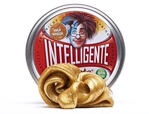 Preisvergleich Produktbild Intelligente Knete - Goldrausch - Edelmetalle - Thinking Putty