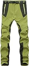 Zorbes Waterproof Warm Outdoor Soft Shell Pants for Women