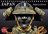 Japan  Impressionen (Tischkalender 2019 DIN A5 quer): Das Land der aufgehenden Sonne (Geburtstagskalender, 14 Seiten ) (CALVENDO Orte)