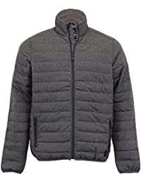 e580329d71d7 Threadbare Mens Jacket Coat Padded Quilted Wadded Puffer Lightweight Winter  New