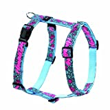 Hunter Hundegeschirr Krazy Hawaii Dog Vario Rapid, XS