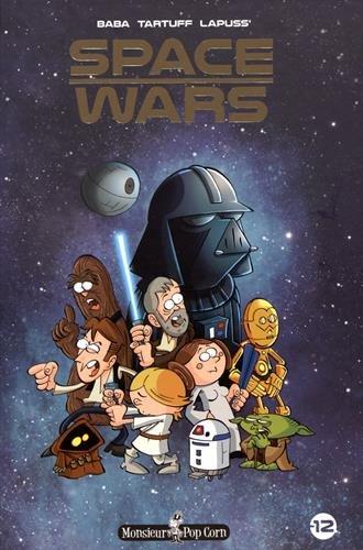 Space wars - La saga