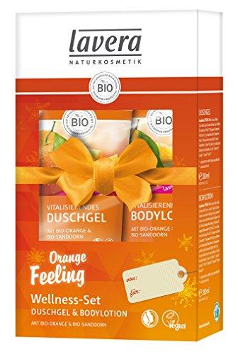 lavera-pflegeset-vitalisierendes-duschgel-bodylotion-orange-im-kosmetik-set-vegan-bio-pflanzenwirkst