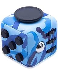 Juyi & jouet Cube Soulage le stress et l'anxiété pour enfants et adultes