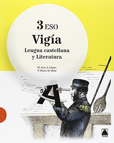 Vigía. Lengua castellana y Literatura 3 - 9788430789870