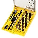 Reparatursätze , 6089, 45 in 1 Schraubenzieher-Reparatur-Werkzeug-Set