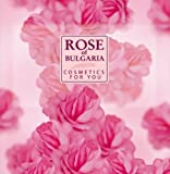 Rose of Bulgaria Gift Set - Hand Made Glycerin Soap 40g & Perfume Rose 25ml in Luxurious Gift Box by Bio-Fresh