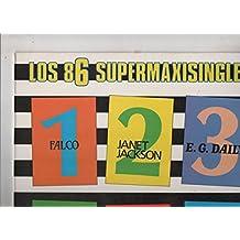 LOS 86 SUPERMAXISINGLES LP