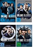 Blue Bloods - Season 1-4 im Set - Deutsche Originalware [24 DVDs]