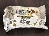 Safety Pet Lingettes nettoyantes pour Chiens et Chats à l'argan 40 lingettes