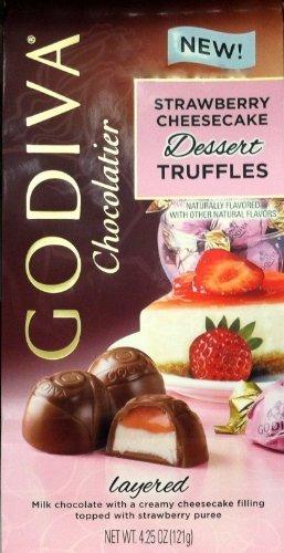 godiva-chocolatier-strawberry-cheesecake-dessert-truffles-net-wt-425-oz-by-godiva-chocolatier-inc
