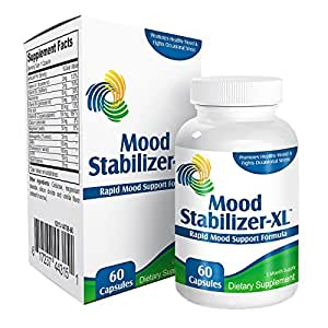 Mood Stabilizer-XL: Mood Support Supplement