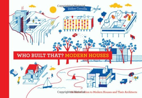 Who Built That? Modern Houses Cover Image