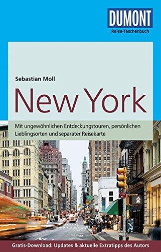Preisvergleich Produktbild DuMont Reise-Taschenbuch Reiseführer New York: mit Online-Updates als Gratis-Download