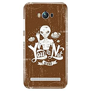a AND b Designer Printed Back Case / Back Cover For Asus Zenfone Max (ZEN_MAX_3D_1889)