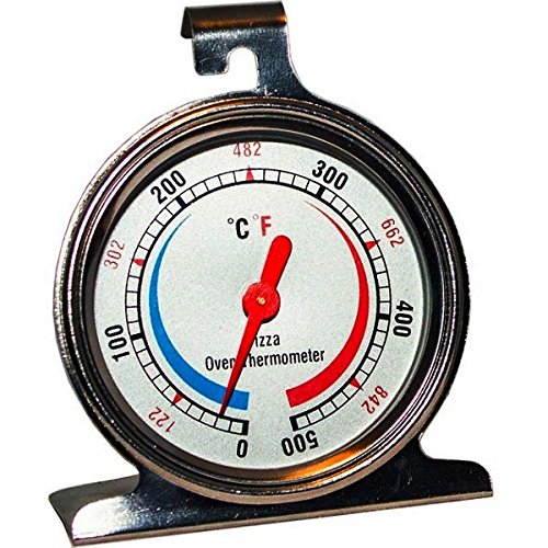 Pizza & Bread Oven Thermometer For Outdoor Pizza Oven - VITCAS