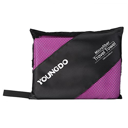 youngdo-microfibre-towel-travel-towel-180-x-90cm-quick-drylightweightabsorbent-and-compact-with-bag-