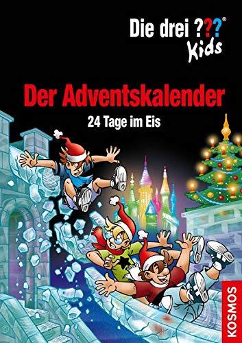 "Die drei ??? Kids Adventskalender ""24 Tage im Eis"""