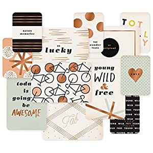 Becky Higgins Project Life thème spécial cartes 380585 Forever Young