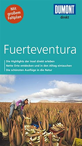 Preisvergleich Produktbild DuMont direkt Reiseführer Fuerteventura