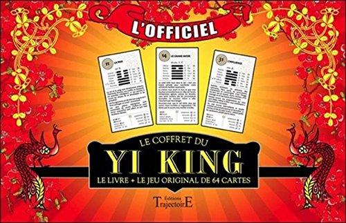 Le Coffret du Yi King - Livre + Jeu par Nathalie Mourier