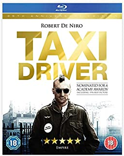 Taxi Driver [Blu-ray] [1976] [Region Free] (B004SF68DG) | Amazon price tracker / tracking, Amazon price history charts, Amazon price watches, Amazon price drop alerts