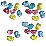 EDUPLAY Leuchtsteine Leucht-Meteoriten ca. 2 x 2cm Set a 24 Teile