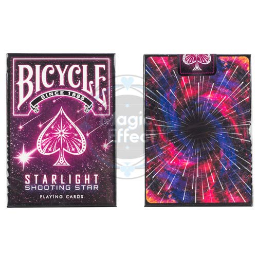 Bicycle Starlight Shooting Star Playing Cards By Collectable Playing Cards