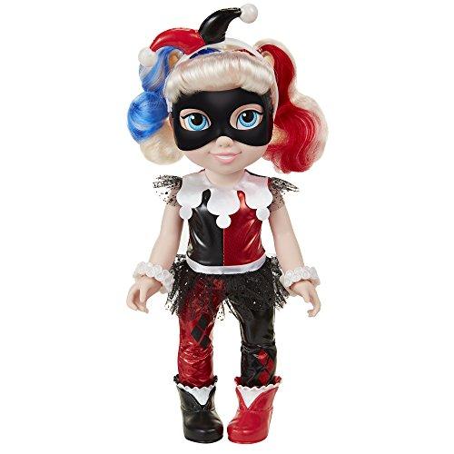 DC Super Hero Mädchen 69476-eu Harley Quinn Kleinkinder Mädchen ()