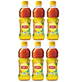 #5: Lipton Ice Tea, Peach, 350ml Each (Pack of 6)