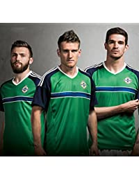 2016 Super Hot Irlande du Nord Home Jersey de Football en vert