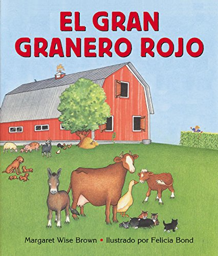 El gran granero rojo / Big Red (Red Barn Ranch)