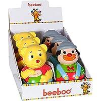 beeboo Stehauffigur Bär & Clown, 2 Stück preisvergleich bei kleinkindspielzeugpreise.eu