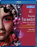 Puccini:Turandot [Maria Guleghina; Marco Berti; Orquestra de la Comunitat Valenciana,Zubin Mehta] [C Major Entertainment: BLU RAY] [Blu-ray]