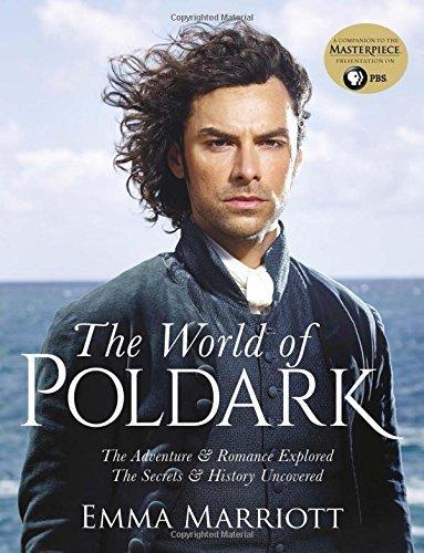The World of Poldark by Emma Marriott (2016-09-06)