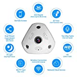 360 VR kamera,Masione 3.0M Panorama Wireless WIFI IP - Best Reviews Guide