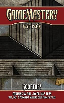 GameMastery Map Pack: Rooftops