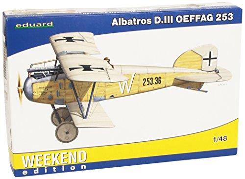 Eduard Plastic Kits 84152 - Albatros D.III Oeffag 253 Weekend