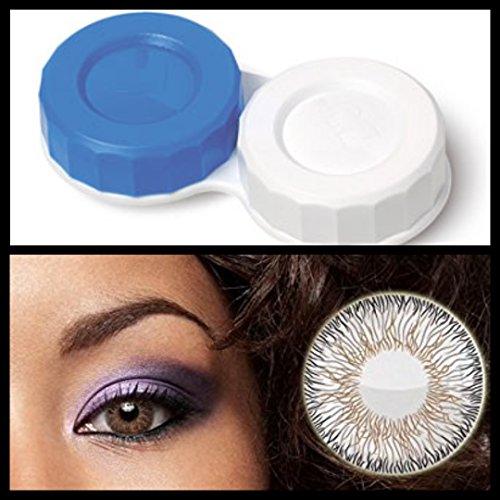 insen-Schutzhülle mit L- und R-CE-Grau mit 3Ton mit Zubehör, die ausschließlich eyes4you ® TM ()