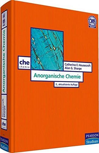 Anorganische Chemie. Komplett vierfarbig mit einmaliger Didaktik (Pearson Studium - Chemie)