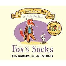 Tales from Acorn Wood: Fox's Socks: A lift-the flap book