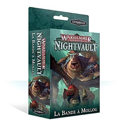 Games Workshop La Bande à Mollog 110-41-01 - Warhammer Underworlds Nightvault - Français