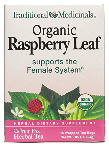 Traditional Medicinal'S Organic Raspberry Leaf Tea ( 6x16 BAG)