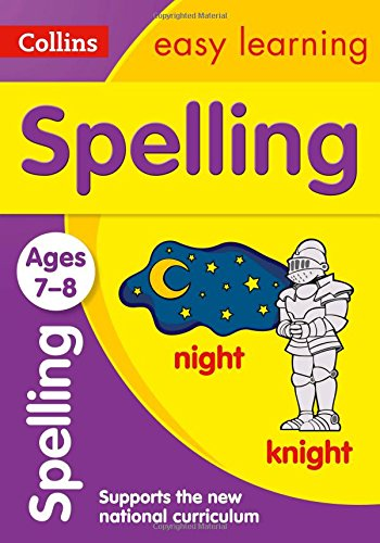 Spelling Ages 7-8: New Edition (Collins Easy Learning KS2) por Collins Easy Learning