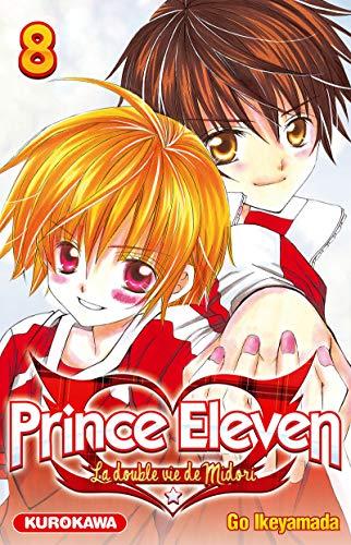 Prince Eleven - La double vie de Midori Vol.8 par IKEYAMADA Go