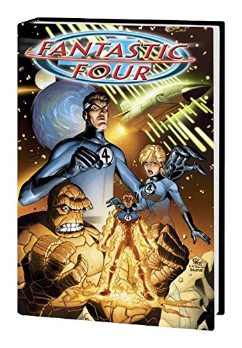Fantastic Four Volume 1 HC: v. 1 (Fantastic 4 (Numbered Hardcover)) by Mark Waid (1-Aug-2004) Hardcover