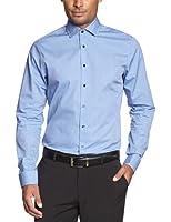 Schwarze Rose Herren Businesshemd Slim Fit 227355