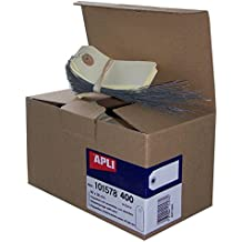 AGIPA Boîte de 400 étiquettes américaines 80 x 38 mm