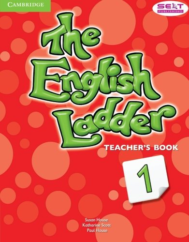 The English Ladder Level 1 Teacher's Book - 9781107400641